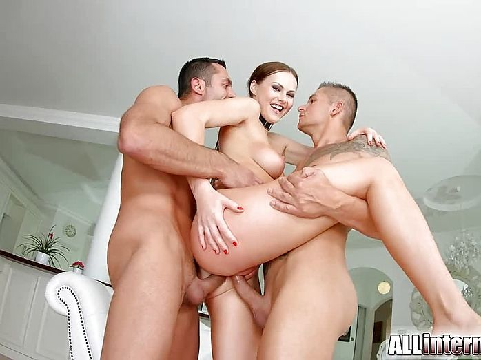 Internal tina gangbang part kay all creampie anal on are all fairy